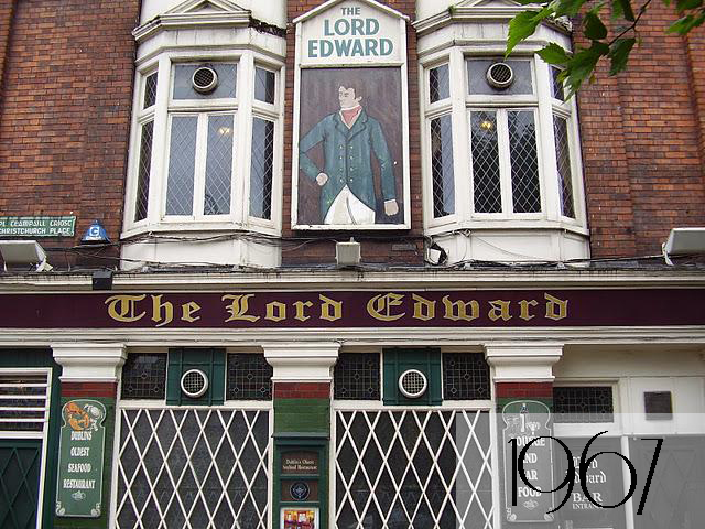 The typical Irish pub The Lord Edward, located near Christchurch./All rights reserved