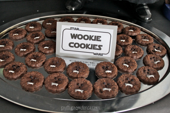 star-wars-party-wookie-cookies