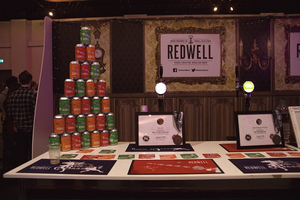 redwell can