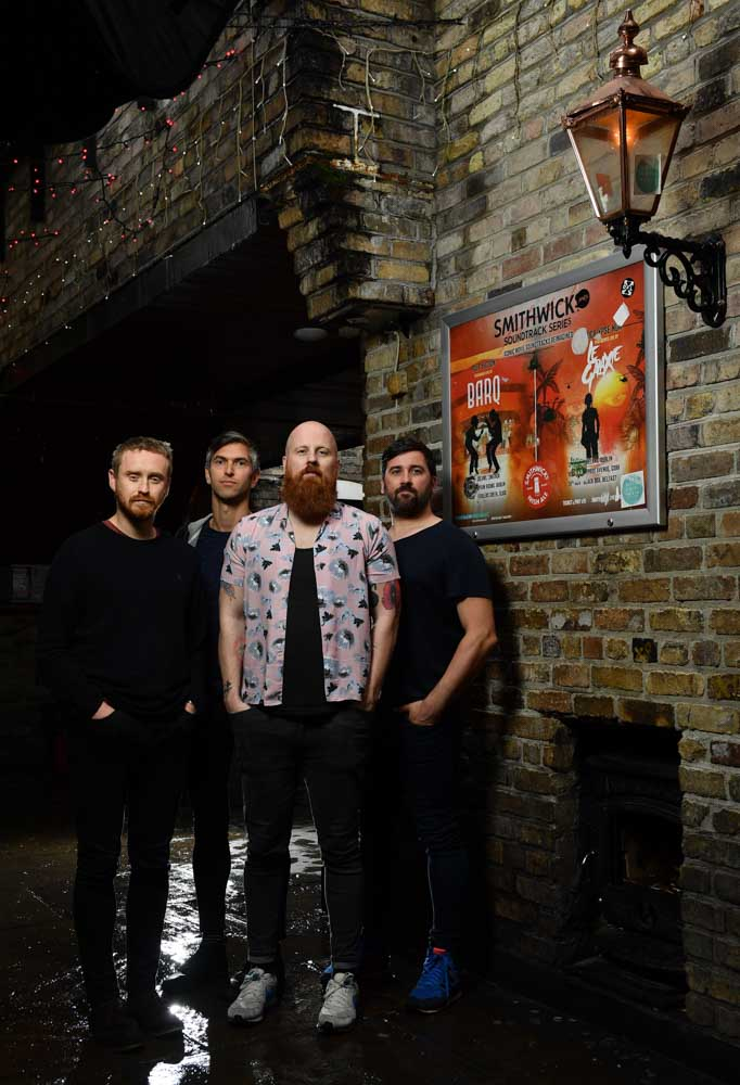 Le Galaxie-Smithwick's Soundtrack Series-gigs in dublin-things to do in dublin