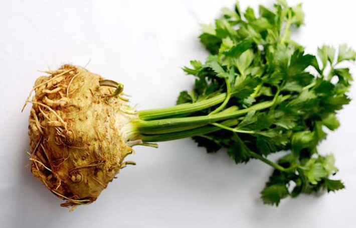 Celeriac-best in season-winter