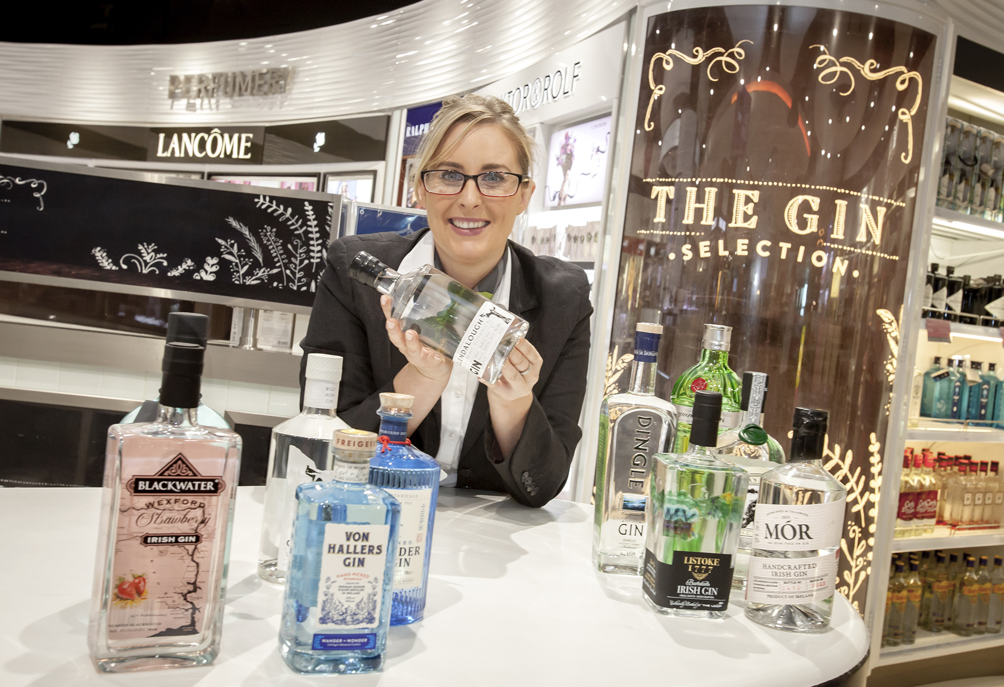 Irish gin-the loop-dublin-cork-airport-spirit of gin festival