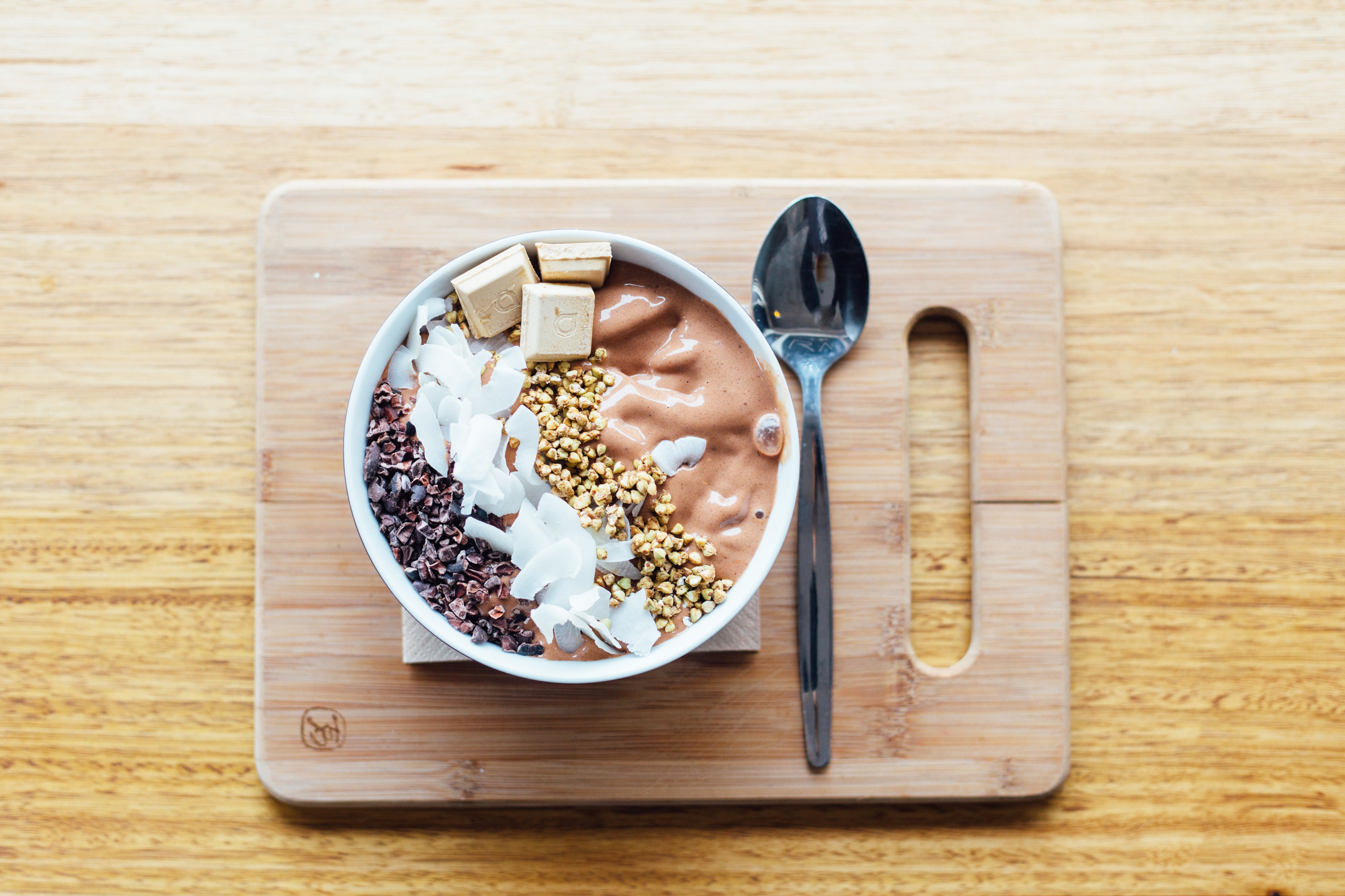 Smoothie Bowl Millennial Food Trend