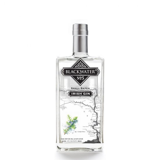 blackwater no 5 gin-Irish-gin-irish gin-gin craze-menupages-juniper-gins-craft-artisan