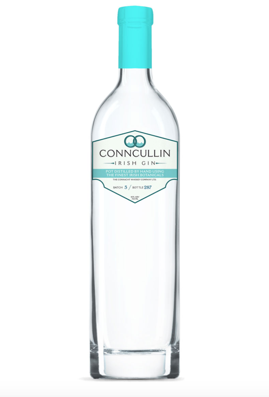 concullen gin-Irish-gin-irish gin-gin craze-menupages-juniper-gins-craft-artisan