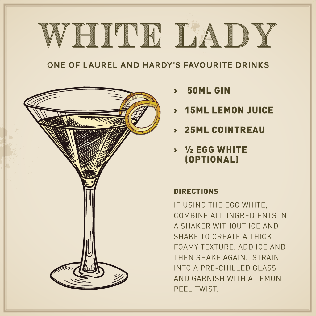 white lady cocktail-gin-gin 20's-roaring 20's-cocktails-gin cocktail-history of gin