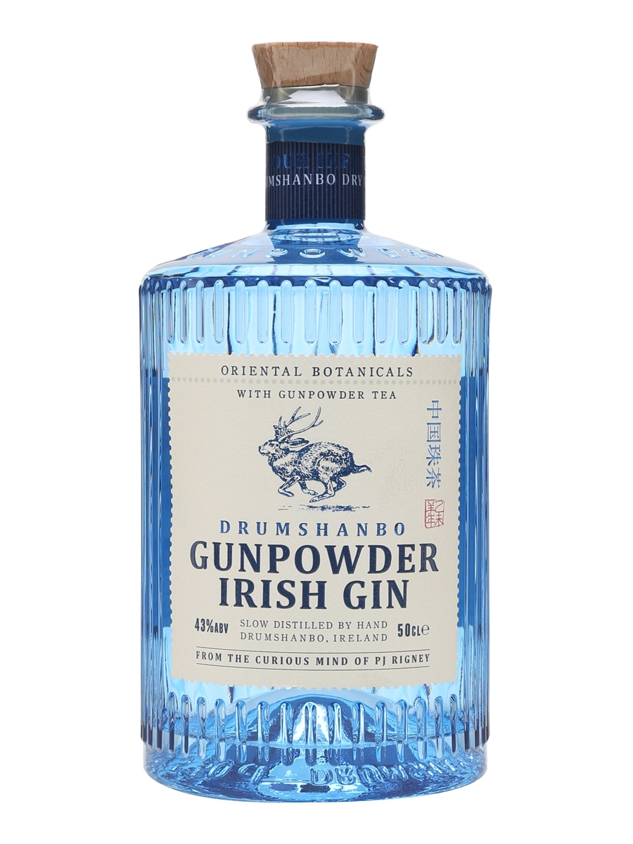 gunpowder gin-Irish-gin-irish gin-gin craze-menupages-juniper-gins-craft-artisan
