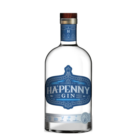 hapenny gin-Irish-gin-irish gin-gin craze-menupages-juniper-gins-craft-artisan