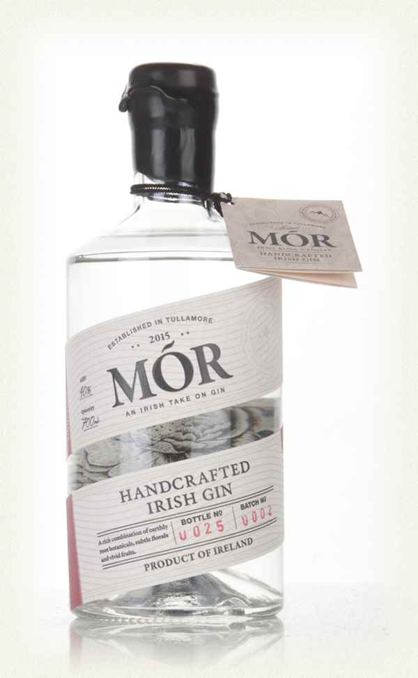 mor-irish-gin-Irish-gin-irish gin-gin craze-menupages-juniper-gins-craft-artisan