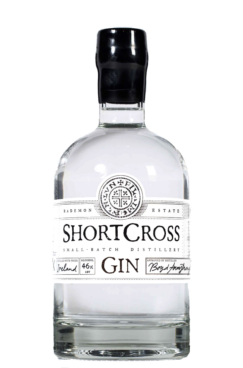 Short cross gin-Irish-gin-irish gin-gin craze-menupages-juniper-gins-craft-artisan