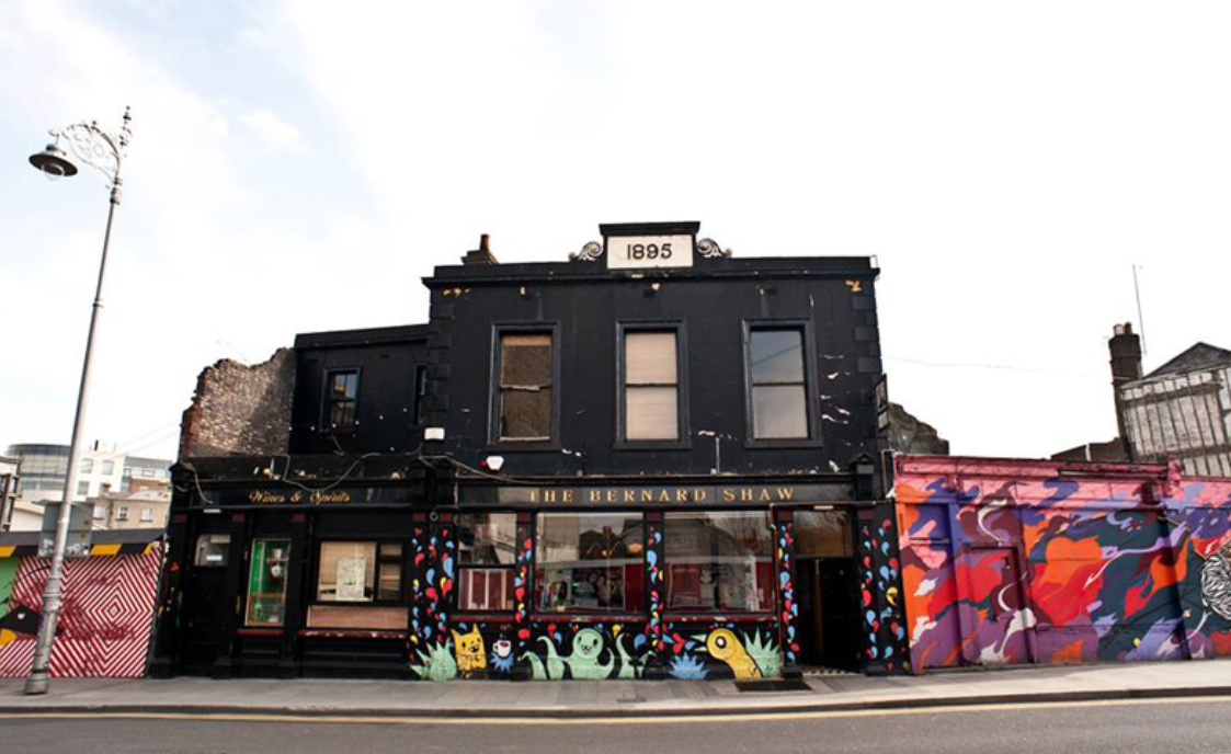 The Bernard Shaw Dublins Best Tinder date bars and pubs