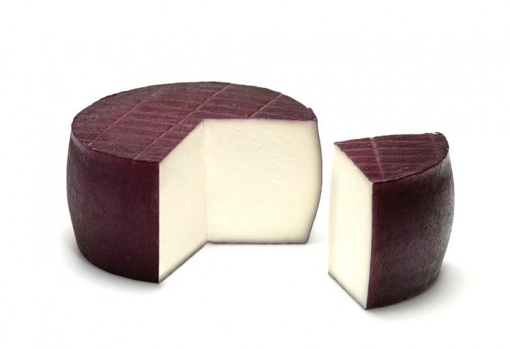 Queso de Murcia Al Vino-Cabrales Cheese-spanish food in the 21st century-foods from spain-instituto cervantes-blanca valencia-quesos-spain-spanish cuisine -Garrotxa Cheese-mahon cheese-majorero cheese-