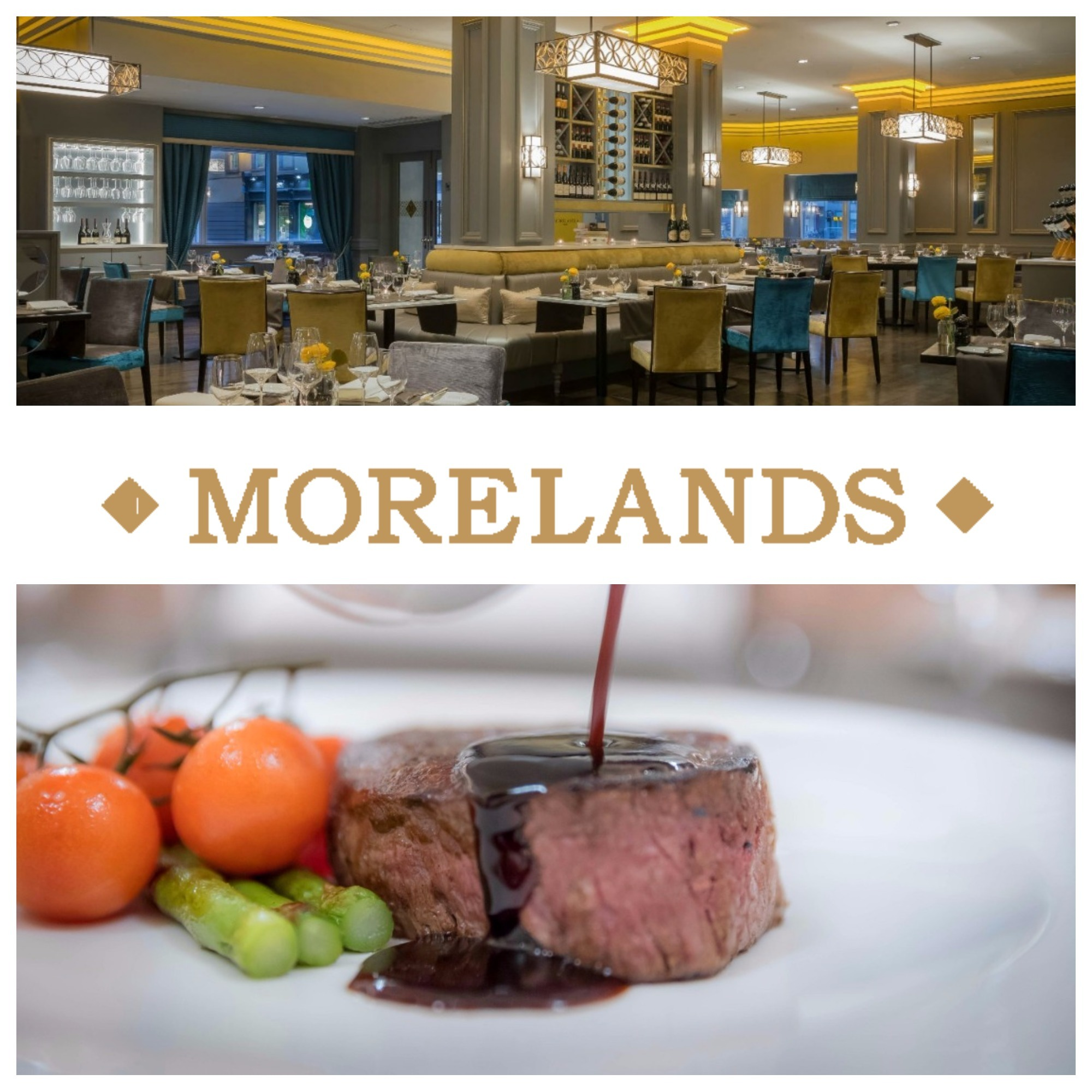 deal of the day-morelands grill-dublin-west moreland street-grill-bistro-steak house-meal for two-deal-of-the-day