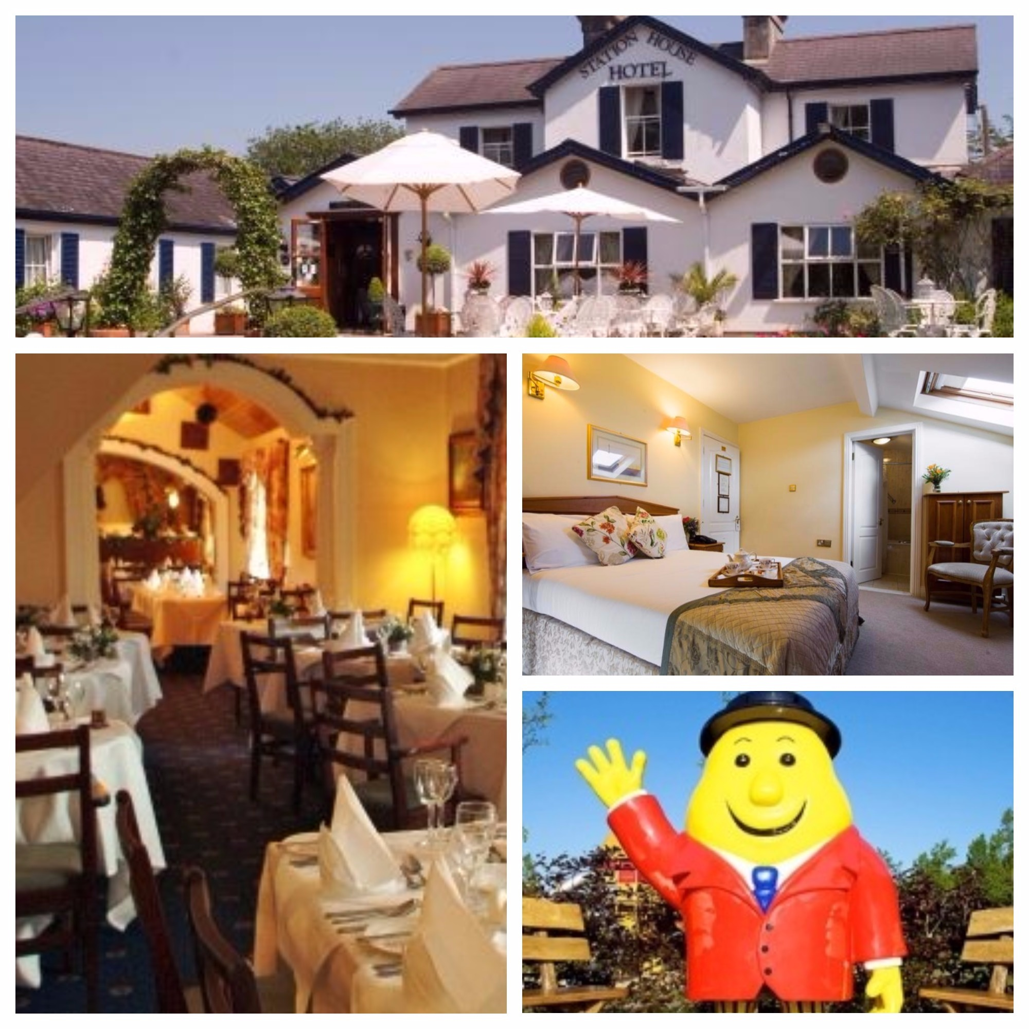 deal of the day-the station house hotel-family getaway-tayto park-family pass-family room- county meath-meath