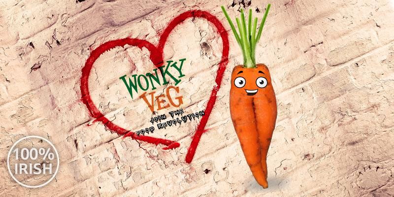 tesco wonkey veg-food waste campaign-food waste-solution-weird vegetables-tesco-ireland-dublin-food-waste